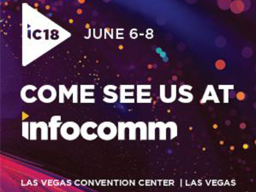 An Invitation from Colorlight to Visit Booth N2952 at InfoComm 2018, June 6th – 8th in Las Vegas, Nevada